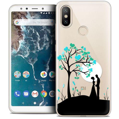 """Carcasa Crystal Gel Extra Fina Xiaomi Mi A2 (5.99"""") Love Sous l'arbre"""