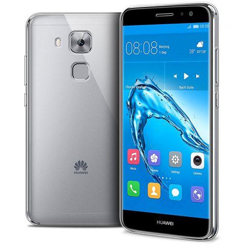 "Carcasa Extra Fina 1 mm Flexible Crystal Clear para Huawei Nova Plus 5.5"""