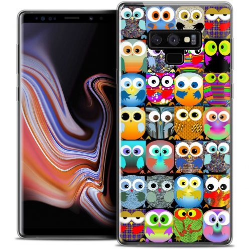 "Carcasa Crystal Gel Extra Fina Samsung Galaxy Note 9 (6.4"") Claude Hibous"