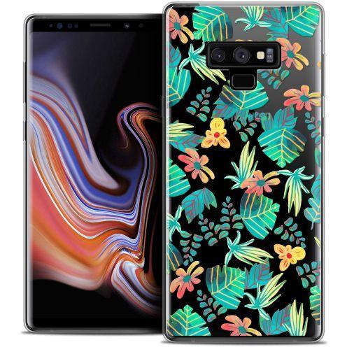 "Carcasa Crystal Gel Extra Fina Samsung Galaxy Note 9 (6.4"") Spring Tropical"