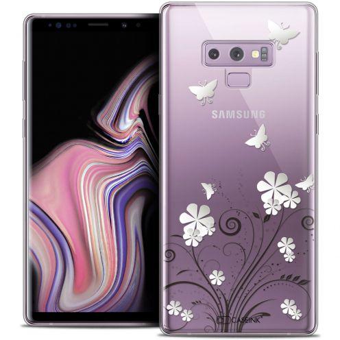 "Carcasa Crystal Gel Extra Fina Samsung Galaxy Note 9 (6.4"") Summer Papillons"