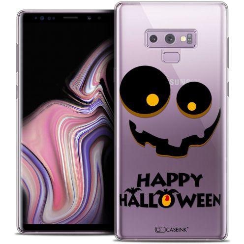 "Carcasa Crystal Gel Extra Fina Samsung Galaxy Note 9 (6.4"") Halloween Happy"