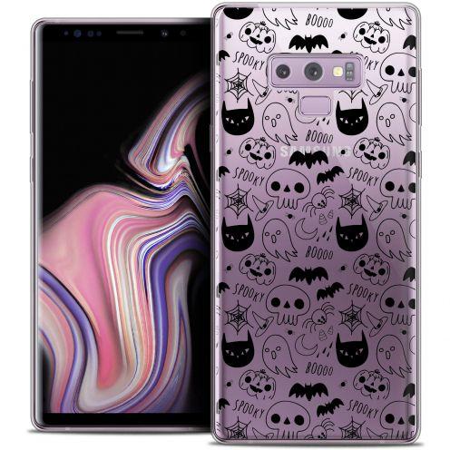 "Carcasa Crystal Gel Extra Fina Samsung Galaxy Note 9 (6.4"") Halloween Spooky"