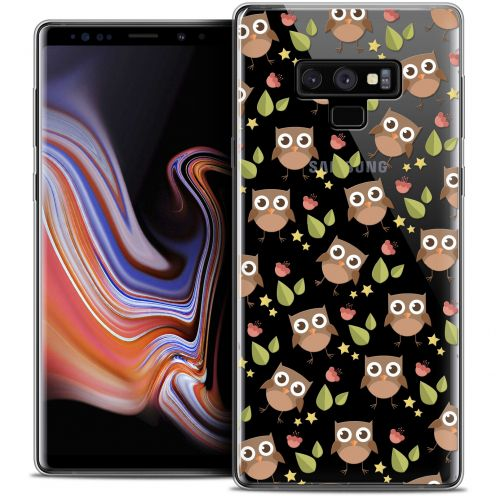 "Carcasa Crystal Gel Extra Fina Samsung Galaxy Note 9 (6.4"") Summer Hibou"
