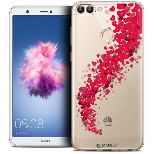 "Carcasa Crystal Gel Extra Fina Huawei P Smart (5.7"") Love Tornado"