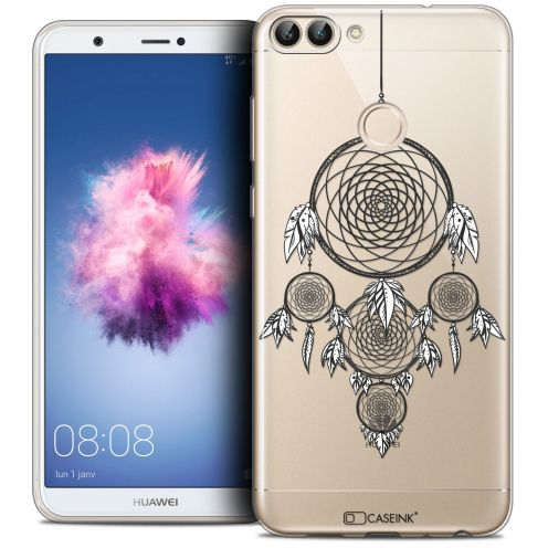 "Carcasa Crystal Gel Extra Fina Huawei P Smart (5.7"") Dreamy Attrape Rêves NB"