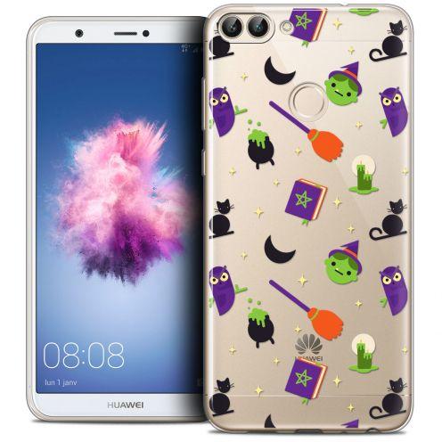 "Carcasa Crystal Gel Extra Fina Huawei P Smart (5.7"") Halloween Witch Potter"
