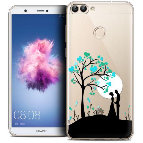 "Carcasa Crystal Gel Extra Fina Huawei P Smart (5.7"") Love Sous l'arbre"