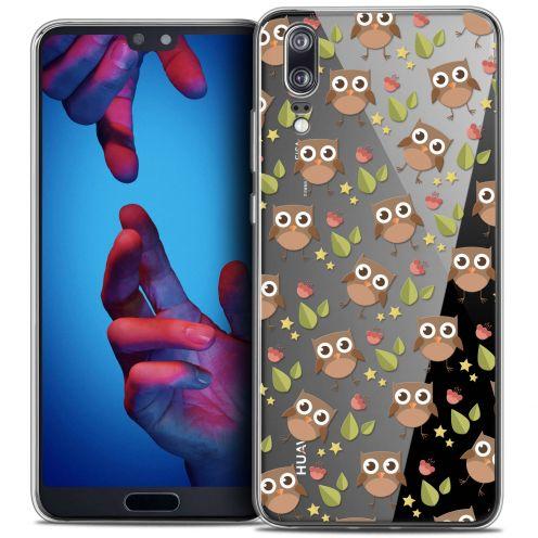 "Carcasa Crystal Gel Extra Fina Huawei P20 (5.8"") Summer Hibou"