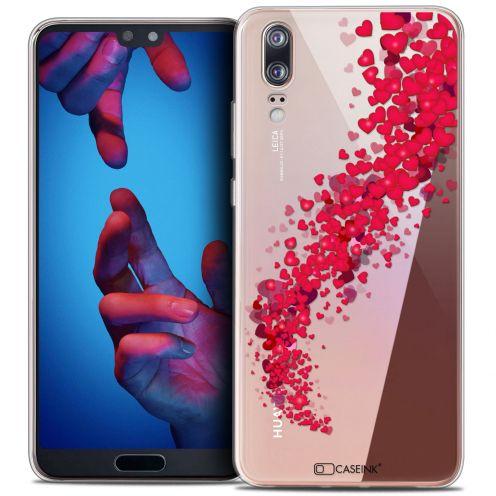 "Carcasa Crystal Gel Extra Fina Huawei P20 (5.8"") Love Tornado"