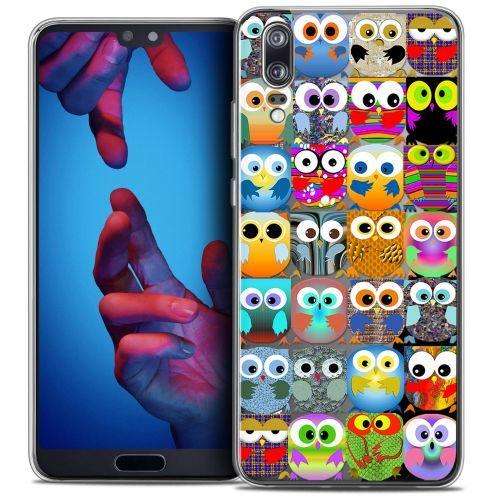 """Carcasa Crystal Gel Extra Fina Huawei P20 (5.8"""") Claude Hibous"""