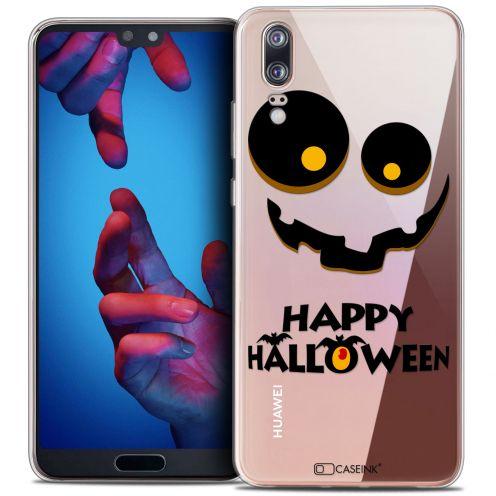 "Carcasa Crystal Gel Extra Fina Huawei P20 (5.8"") Halloween Happy"