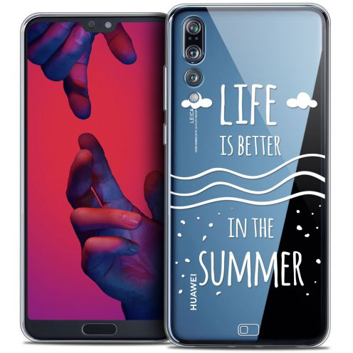 "Carcasa Crystal Gel Extra Fina Huawei P20 PRO (6.1"") Summer Life's Better"