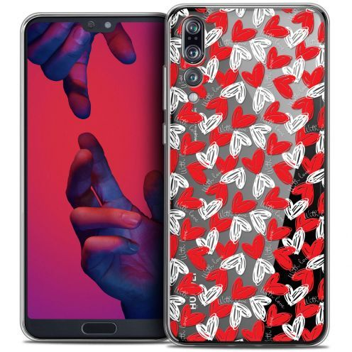 "Carcasa Crystal Gel Extra Fina Huawei P20 PRO (6.1"") Love With Love"