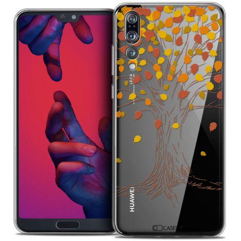 "Carcasa Crystal Gel Extra Fina Huawei P20 PRO (6.1"") Autumn 16 Tree"