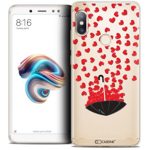 "Carcasa Crystal Gel Extra Fina Xiaomi Redmi Note 5 (5.99"") Love Parapluie d'Amour"