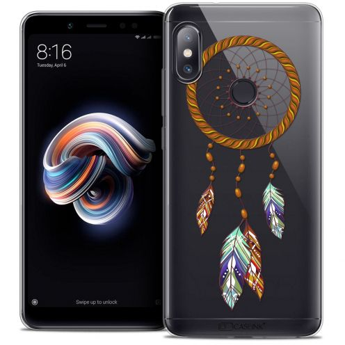 "Carcasa Crystal Gel Extra Fina Xiaomi Redmi Note 5 (5.99"") Dreamy Attrape Rêves Shine"