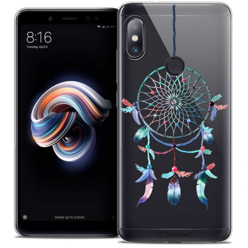 "Carcasa Crystal Gel Extra Fina Xiaomi Redmi Note 5 (5.99"") Dreamy Attrape Rêves Rainbow"