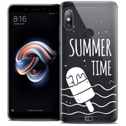 "Carcasa Crystal Gel Extra Fina Xiaomi Redmi Note 5 (5.99"") Summer Summer Time"