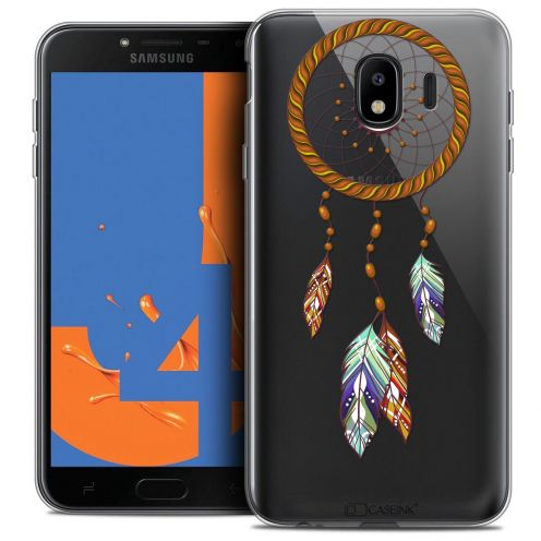 "Carcasa Crystal Gel Extra Fina Samsung Galaxy J4 2018 J400 (5.5"") Dreamy Attrape Rêves Shine"
