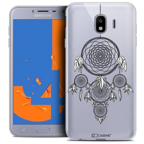 """Carcasa Crystal Gel Extra Fina Samsung Galaxy J4 2018 J400 (5.5"""") Dreamy Attrape Rêves NB"""