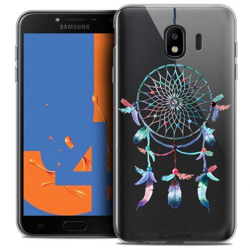 """Carcasa Crystal Gel Extra Fina Samsung Galaxy J4 2018 J400 (5.5"""") Dreamy Attrape Rêves Rainbow"""
