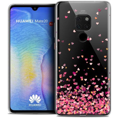 "Carcasa Crystal Gel Extra Fina Huawei Mate 20 (6.5"") Sweetie Heart Flakes"