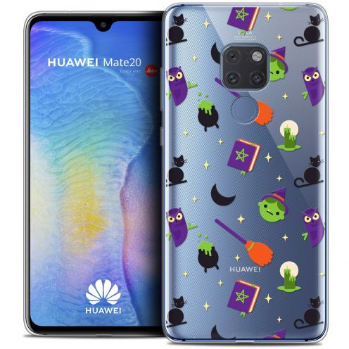 "Carcasa Crystal Gel Extra Fina Xiaomi Mate 20 (6.5"") Halloween Witch Potter"