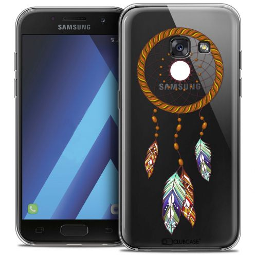 "Carcasa Crystal Gel Extra Fina Samsung Galaxy A7 2017 A700 (5.7"") Dreamy Attrape Rêves Shine"