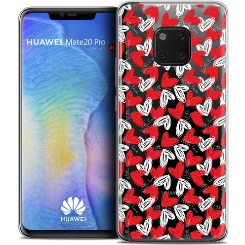"""Carcasa Crystal Gel Extra Fina Xiaomi Mate 20 PRO (6.4"""") Love With Love"""