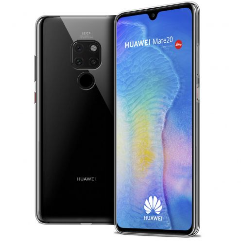 "Carcasa Extra Fina 1 mm Flexible Crystal Clear para Huawei Mate 20 (6.5"")"