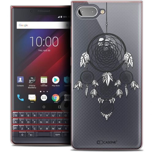 "Carcasa Crystal Gel Extra Fina BlackBerry Key2 LE (4.5"") Dreamy Attrape Rêves NB"