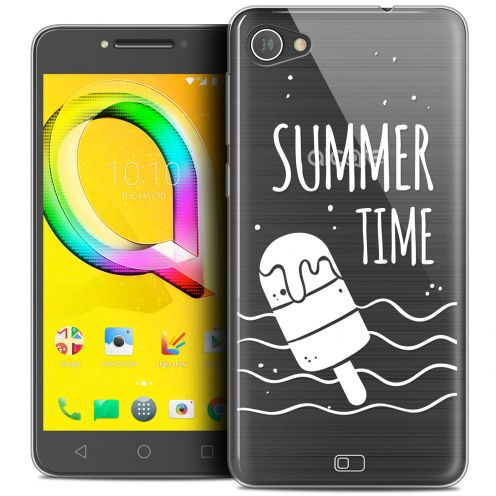 "Carcasa Crystal Gel Extra Fina Alcatel A5 LED (5.2"") Summer Summer Time"