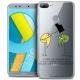 "Carcasa Crystal Gel Extra Fina Huawei Honor 9 LITE (5.7"") Les Shadoks® A Force"