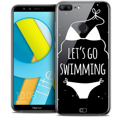 "Carcasa Crystal Gel Extra Fina Huawei Honor 9 LITE (5.7"") Summer Let's Go Swim"