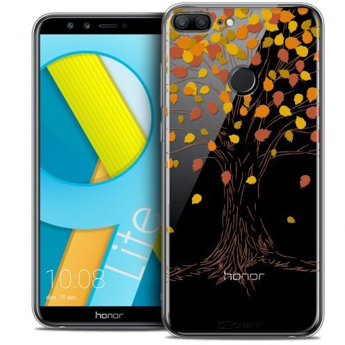 "Carcasa Crystal Gel Extra Fina Huawei Honor 9 LITE (5.7"") Autumn 16 Tree"