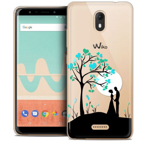 "Carcasa Crystal Gel Extra Fina Wiko View GO (5.7"") Love Sous l'arbre"