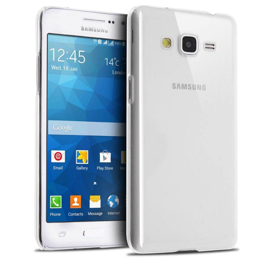 Carcasa Samsung Galaxy Grand Prime Crystal Extra Fina Transparente