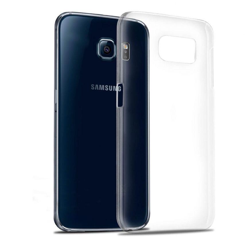 Carcasa Samsung Galaxy S6 Crystal Extra Fina Transparente