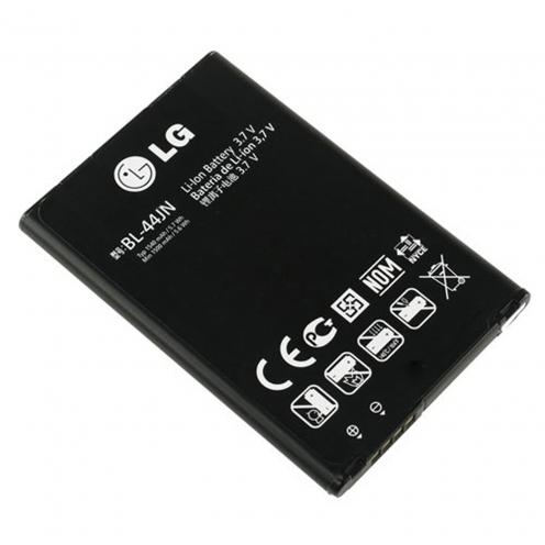 Batería genuina BL-44JN Para LG Optimus P970 - L3 - L5 - Sol - Net