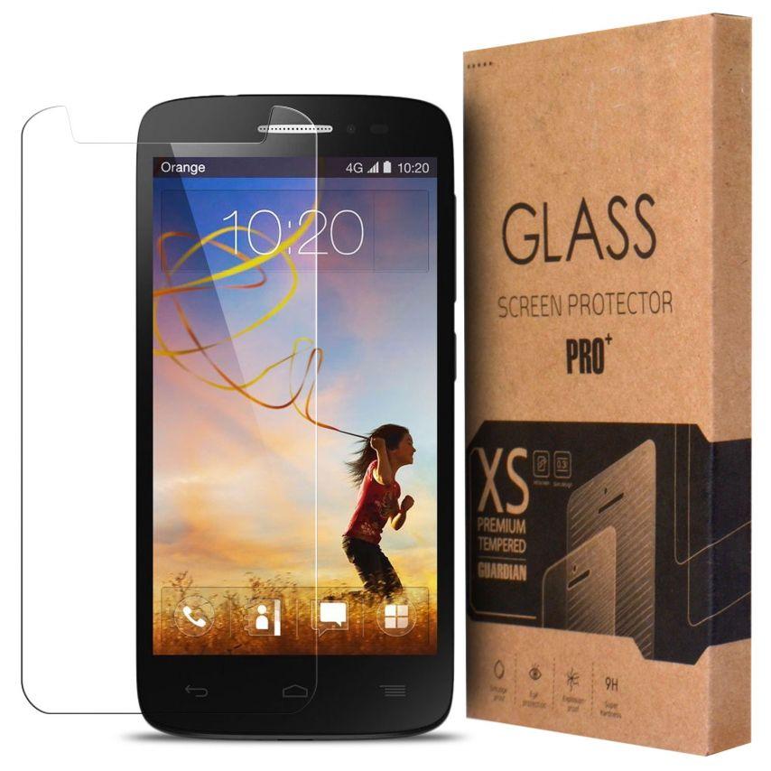 Protección de pantalla de vidrio templado Orange Roya Glass Pro+ 9H Ultra HD 0.26mm