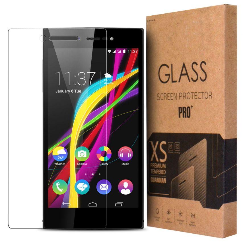 Protección de pantalla de vidrio templado Wiko Highway Star Glass Pro+ 9H Ultra HD 0.26mm