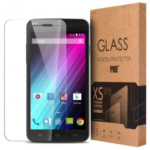 Protección de pantalla de vidrio templado Wiko Lenny Glass Pro+ 9H Ultra HD 0.26mm