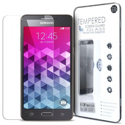 Protección de pantalla de vidrio templado Samsung Galaxy Grand Prime Glass Pro+ 9H Ultra HD 0.33mm