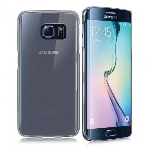 Carcasa Samsung Galaxy S6 Edge Crystal Extra Fina Transparente