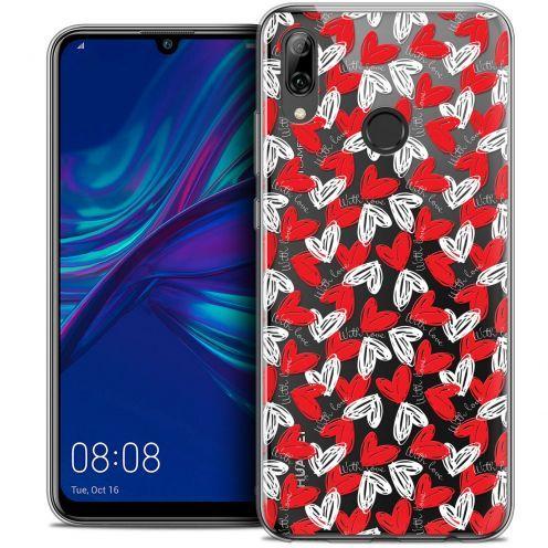 "Carcasa Crystal Gel Extra Fina Huawei P Smart 2019 (6.21"") Love With Love"