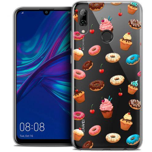 "Carcasa Crystal Gel Extra Fina Huawei P Smart 2019 (6.21"") Foodie Donuts"