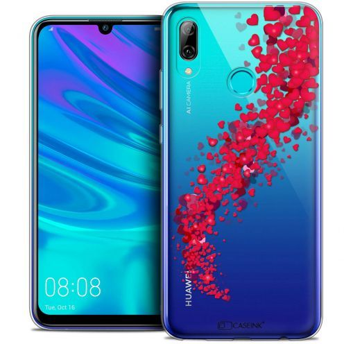 "Carcasa Crystal Gel Extra Fina Huawei P Smart 2019 (6.21"") Love Tornado"