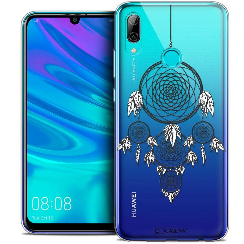 "Carcasa Crystal Gel Extra Fina Huawei P Smart 2019 (6.21"") Dreamy Attrape Rêves NB"