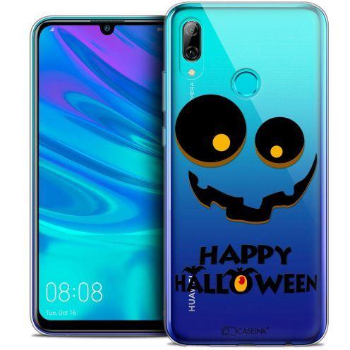 "Carcasa Crystal Gel Extra Fina Huawei P Smart 2019 (6.21"") Halloween Happy"